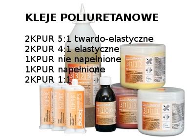 Kleje poliuretanowe